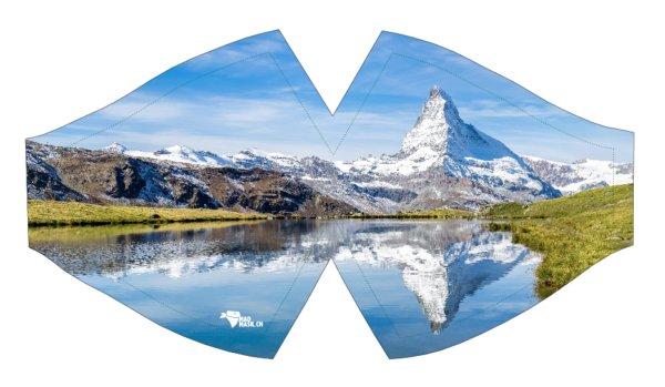 Máscara preventiva covid modelo Matterhorn