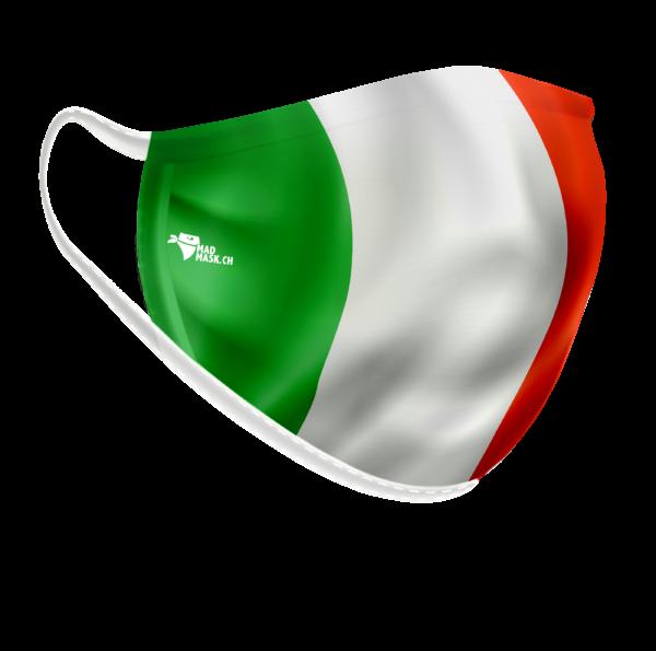 Italian Flag washable Mask